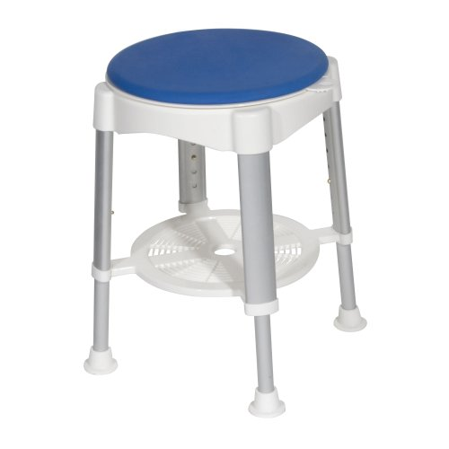 Its users love that this shower stool is lightweight   hassle free to  assemble  It doesn t look too bad either. 5 Shower Stools For the Elderly and Disabled  Reviewed And Rated