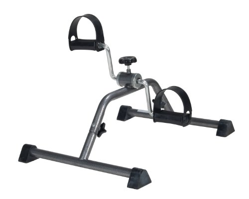 For patients who are undergoing physical rehabilitation, this lightweight and portable medical pedal exerciser is very useful.