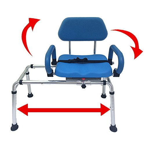 The Carousel Sliding Transfer Bench. 5 Best Bathtub   Shower Transfer Benches For the Elderly and