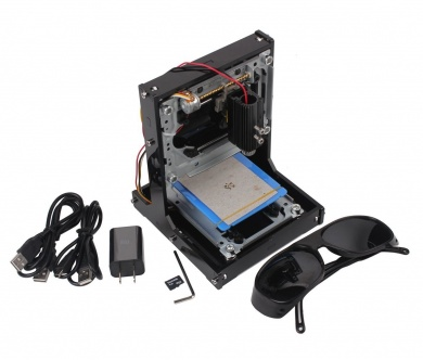 THE SUNWIN 500MW USB MINI LASER ENGRAVER