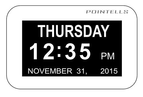 The 5 Best Calendar Clocks For The Elderly Product