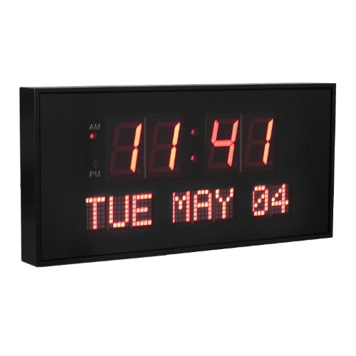 the 5 best calendar clocks for the elderly product