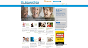 Eldercare Online Blog