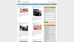 Our Parents Blog