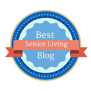 Senior Living Blog Badge