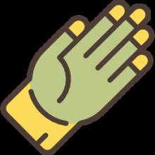 Cut Resistant Kevlar Gloves