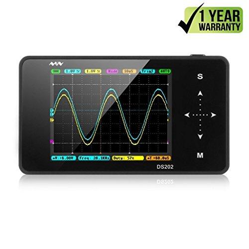 Using A Digital Oscilloscope : The best portable handheld oscilloscopes product