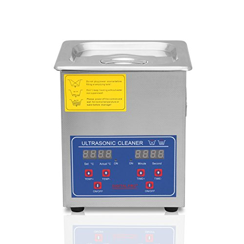 The 5 Best Ultrasonic Cleaners [Ranked]   Product Reviews