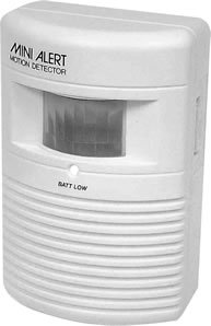 Exceptionnel The Safety Technologies Mini Alert Motion Detector Alarm Review