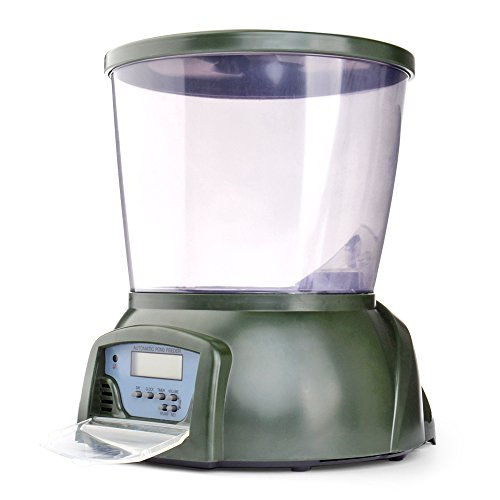 classified ad north fish new pond automatic chef feeder koi timer