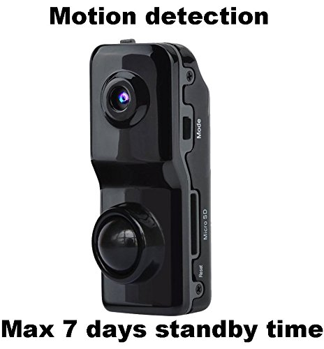 The Mini Motion Detection Alarm Review
