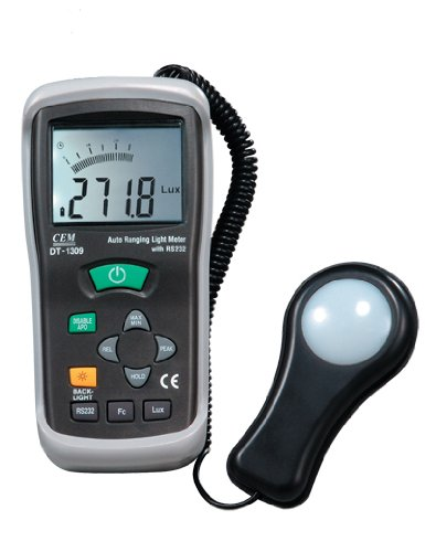 Digital Lux Meter : The best digital lux meters product reviews and ratings