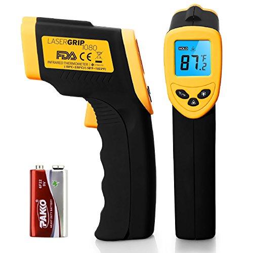 The 5 Best Digital Temperature Guns [Ranked] | Product