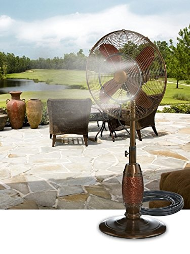 Best Outdoor Misting Fan : The best outdoor misting fans product reviews and ratings