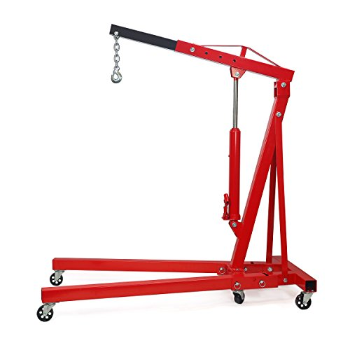 The 5 Best Engine Crane Hoists [Ranked]   Product Reviews and Ratings