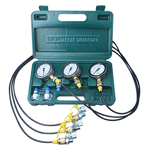 The 5 Best Hydraulic Pressure Test Kits | Product Reviews and Ratings