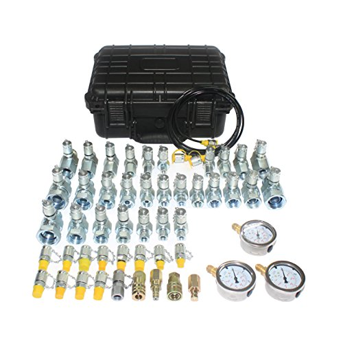 The 5 Best Hydraulic Pressure Test Kits | Product Reviews