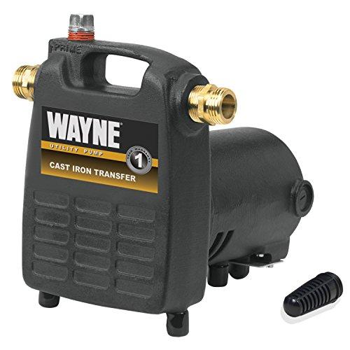 garden hose transfer pump