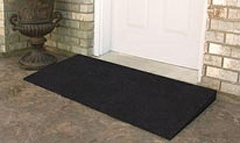 The EZ-Access Rubber Threshold R& Review : door threshold ramp - pezcame.com