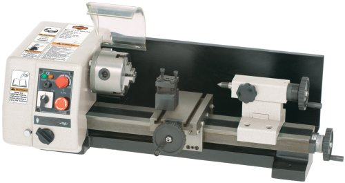 The 5 Best Mini Metal Lathes Reviewed | Product Reviews and Ratings