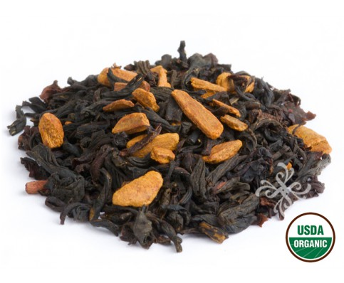 CINNAMON FIG dessert teas