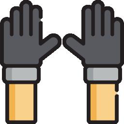 Hard Knuckled Gloves