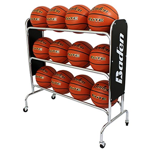 2. The Baden Steel Basketball Rack Review