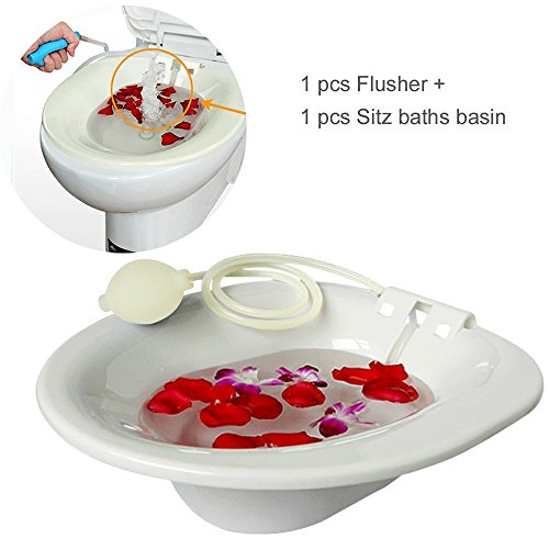 the 5 best sitz baths reviewed | product reviews and ratings, Skeleton