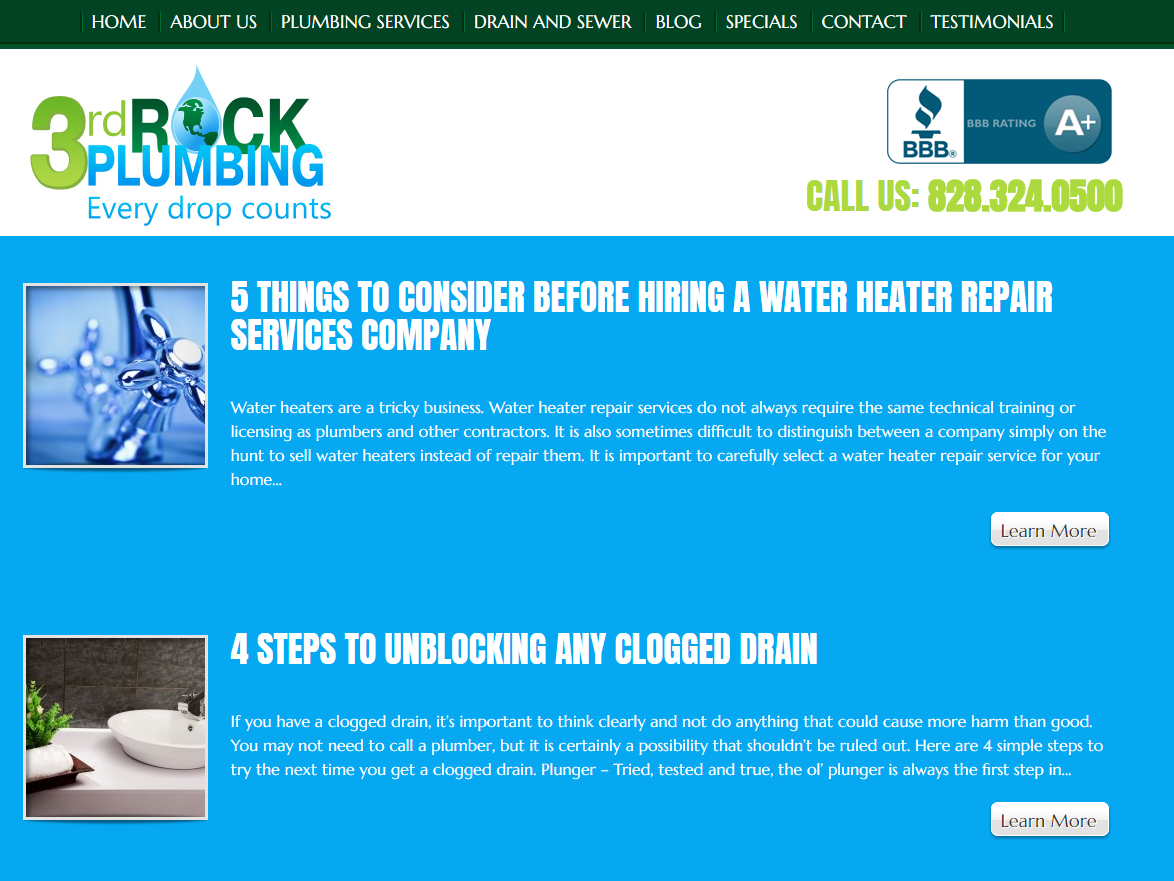 The 5 Best Plumbing Blogs On The Internet Product