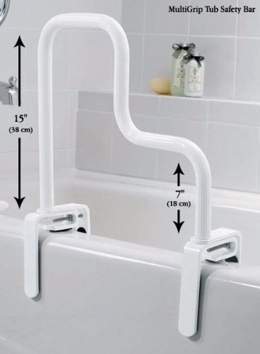 The 5 Best Bathtub Safety Rails Ranked Product Reviews