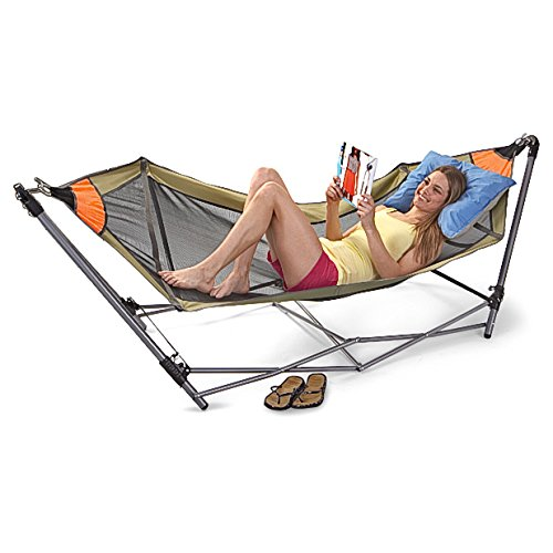 The Guide Gear Portable Folding Hammock Review - The 5 Best Folding Hammocks Reviewed Product Reviews And Ratings