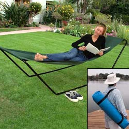 the jumbl portable traveling hammock stand review the 5 best folding hammocks reviewed   product reviews and ratings  rh   top5reviewed