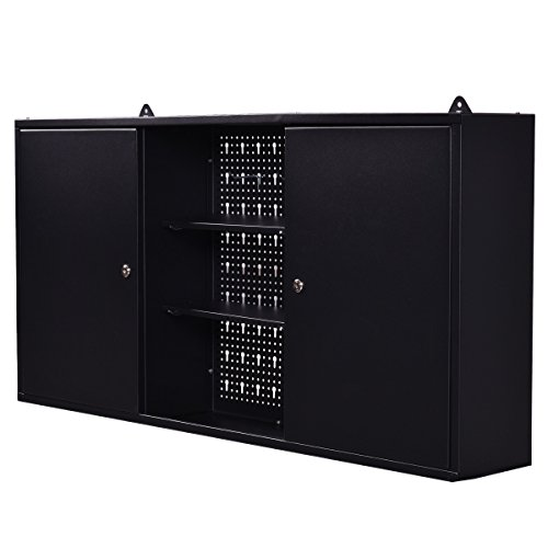 The GoPlus Wall Mounted Hanging Tool Cabinet Review