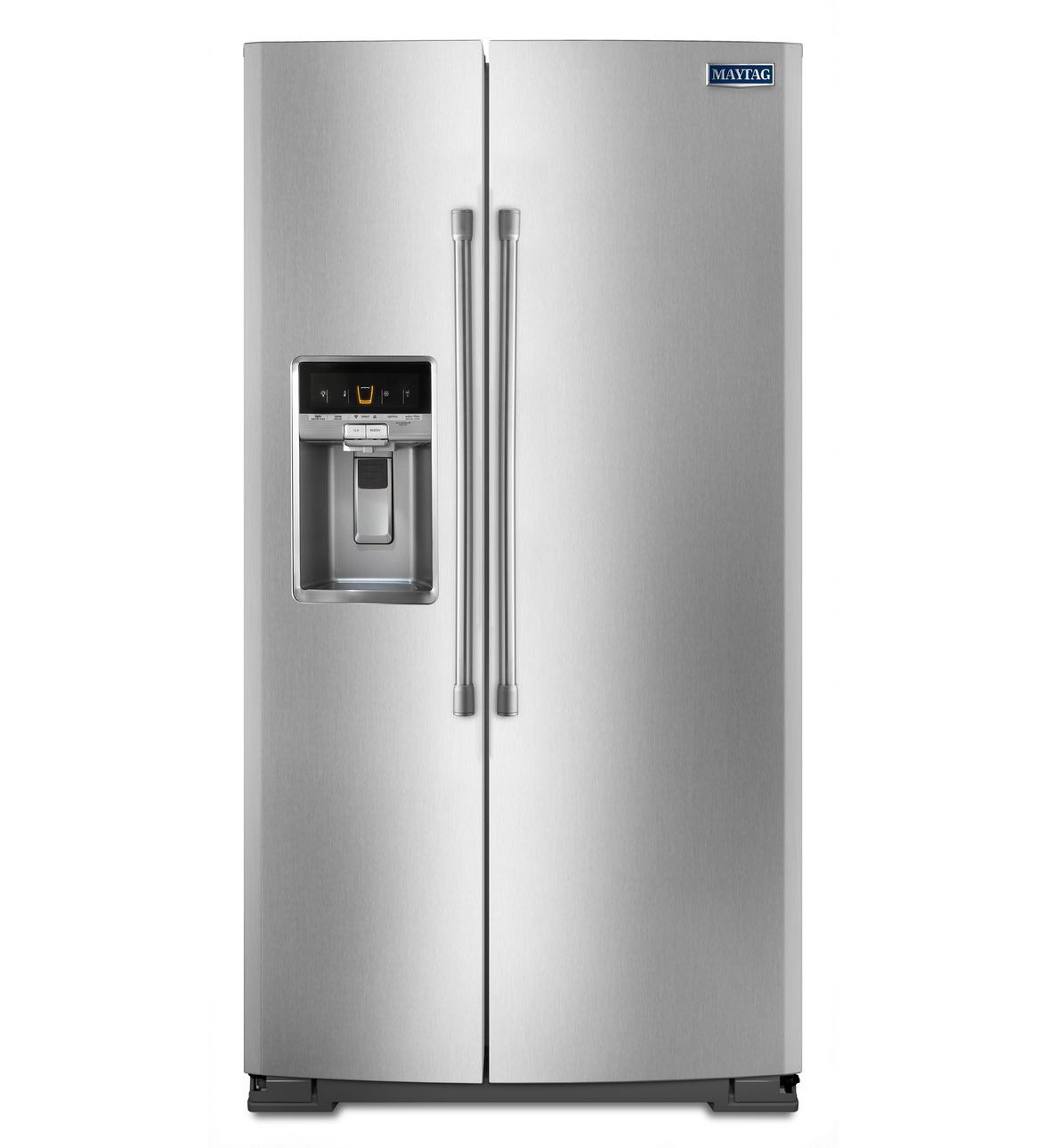 amazing Maytag Kitchen Appliances Reviews #7: The Maytag Side-by-Side Refrigerator Review