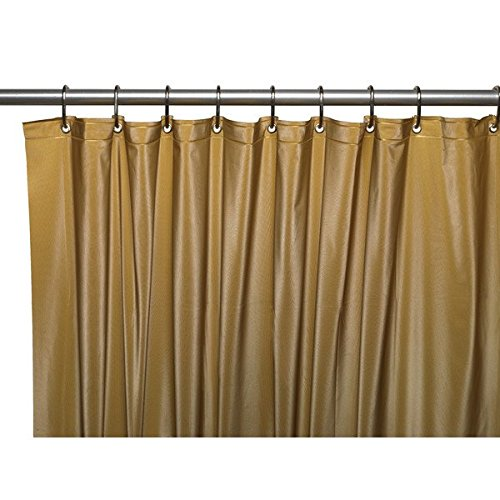 5 The United Linens Heavy Duty Shower Curtain Review