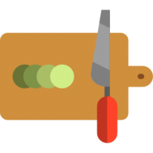 Over The Sink Cutting Boards