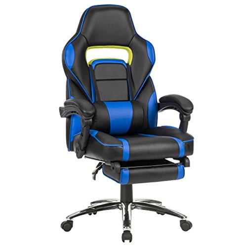 Merveilleux The Langria Executive Computer Gaming Office Chair Review