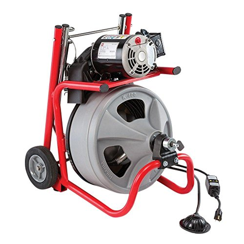 The 5 Best Drain Cleaning Machines Ranked Product