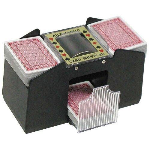 automatic card shuffler instructions