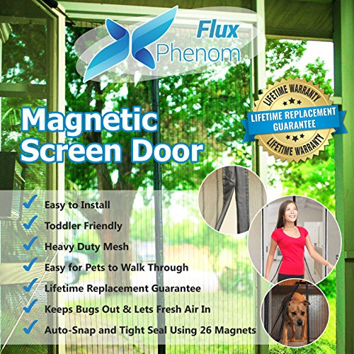 The 5 Best Magnetic Screen Doors Product Reviews And Ratings