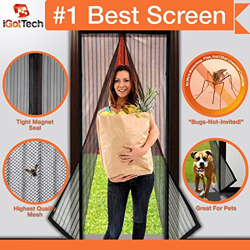 The 5 Best Magnetic Screen Doors | Product Reviews and Ratings