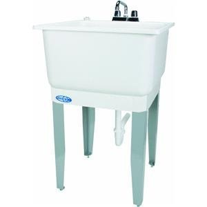 The Mustee Sink/Tub Combo Review