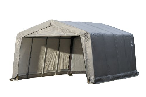 The Shelter Logic Portable Garage-In-A-Box Review  sc 1 st  Top5Reviewed.com & The 5 Best Portable Garages [Ranked] | Product Reviews and Ratings