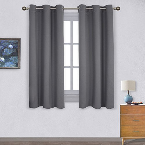 The Nicetown Thermal Insulated Grommet Blackout Bedroom Curtains Review