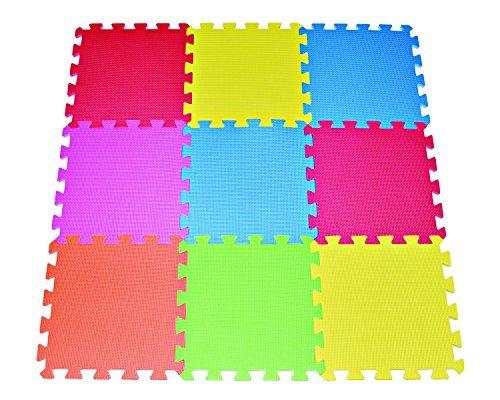 The Poco Divo Multi Color Floor Foam Mat Review