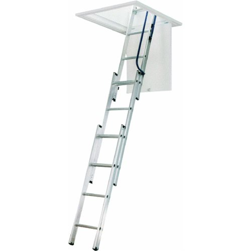 fakro wooden lwp attic ladders insulated 300 lbs capacity