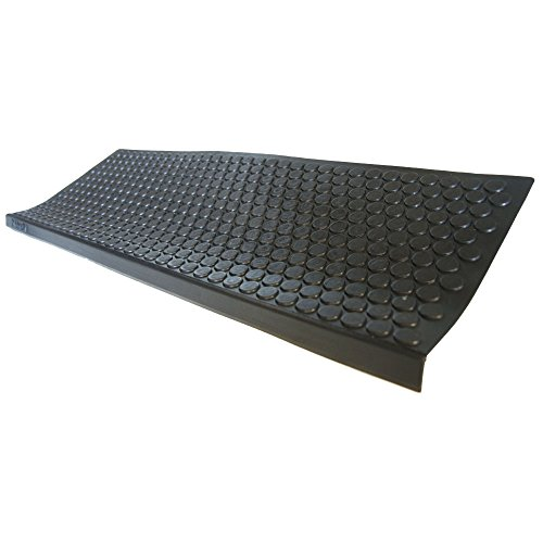 The Rubber Cal U201cCoin Gripu201d Stair Mats Review