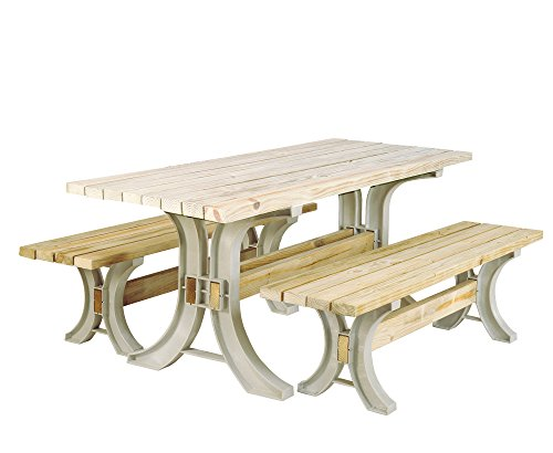 The 5 Best Picnic Tables [Ranked] | Product Reviews and Ratings