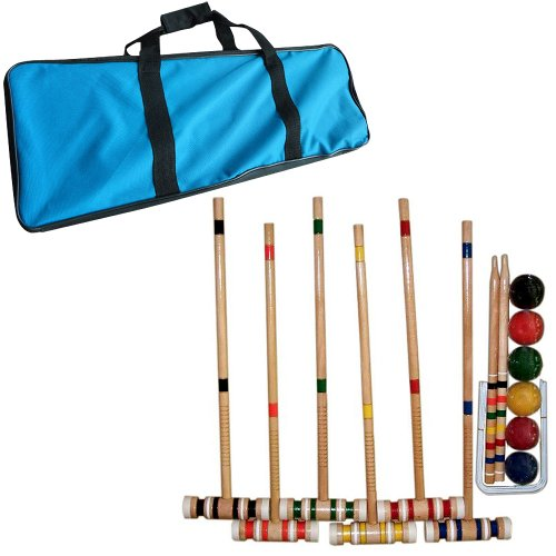 The Trademark Global Croquet Set Review