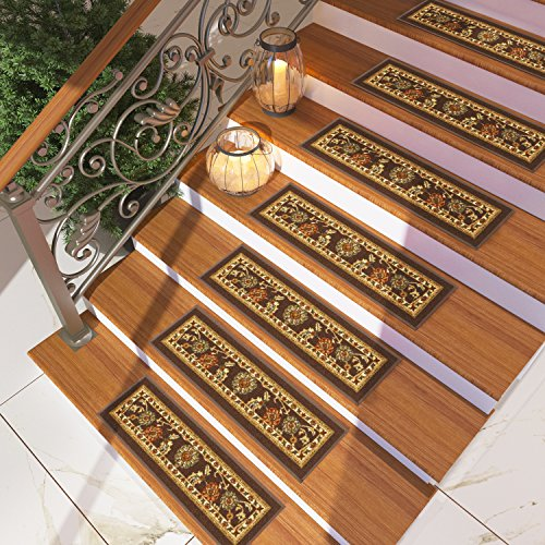 Beau The Modern Design Floral Stair Treads Review